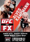 UFC on Fox poster