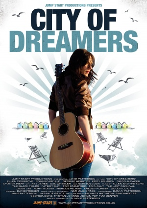 City of Dreamers Poster