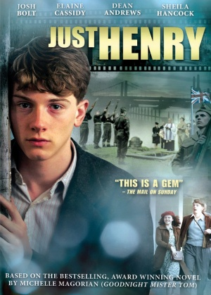Just Henry Dvd cover
