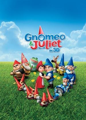 Gnomeo & Julia 2152x3000