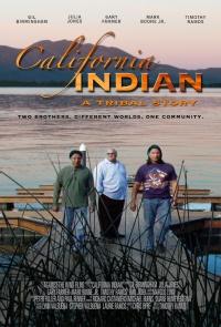 California Indian poster