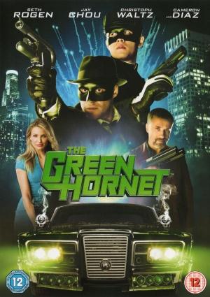 The Green Hornet 2016x2858
