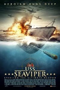 USS Seaviper poster