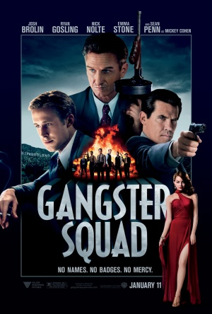Gangster Squad 3375x5000