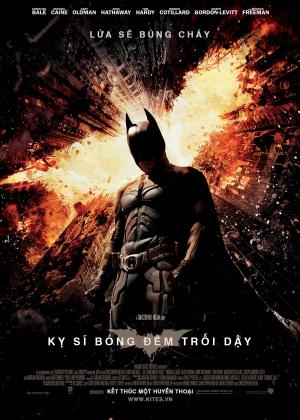 Batman: El caballero de la noche asciende 1000x1400