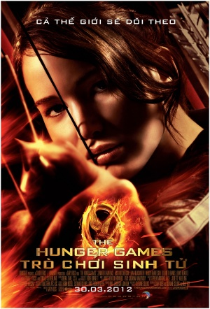 The Hunger Games 3393x5000