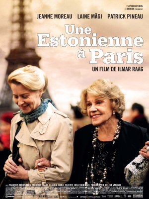 Une Estonienne � Paris Poster