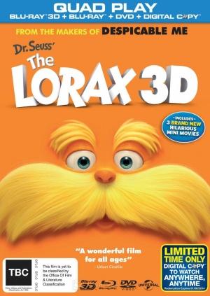 The Lorax 800x1128
