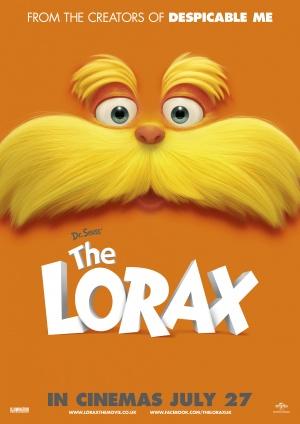 The Lorax 3508x4961