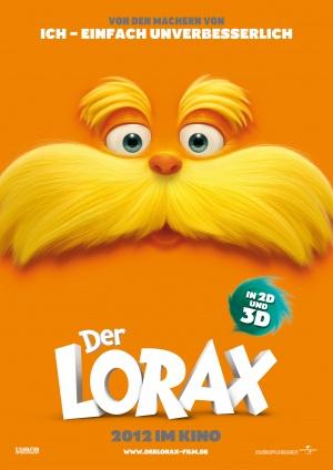The Lorax 2480x3508