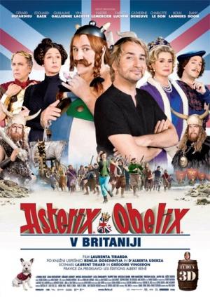 Asterix & Obelix - Im Auftrag Ihrer Majestät 400x574
