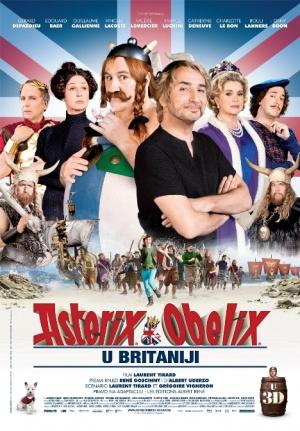 Asterix & Obelix - Im Auftrag Ihrer Majestät 468x672