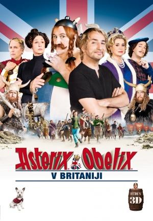 Asterix & Obelix - Im Auftrag Ihrer Majestät 556x800