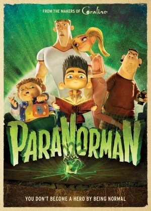ParaNorman Dvd cover