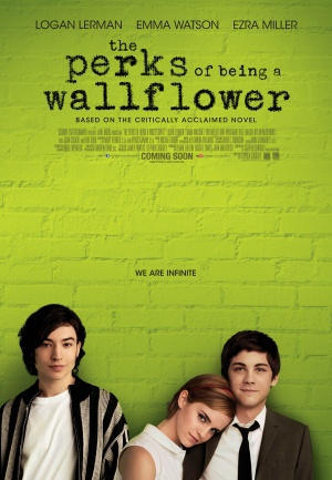 The Perks of Being a Wallflower 3462x5000