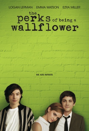 The Perks of Being a Wallflower 2297x3392