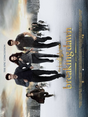 The Twilight Saga: Breaking Dawn - Part 2 1944x2592