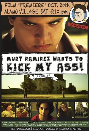 Murt Ramirez Wants to Kick My Ass 3391x5000