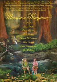 Moonrise Kingdom - Una fuga d'amore poster