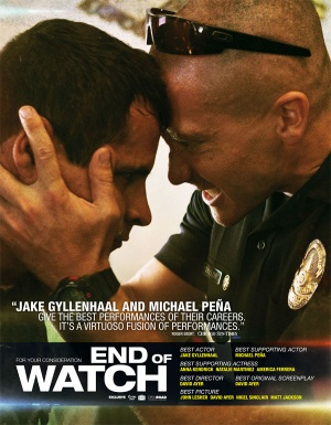End of Watch 600x769