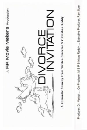 Divorce Invitation 333x500