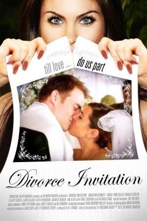 Divorce Invitation 640x960