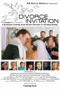 Divorce Invitation poster
