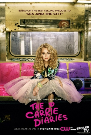 The Carrie Diaries 1382x2048