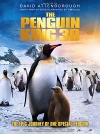 Penguins 3D poster