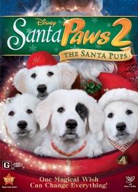 Santa Paws 2: The Santa Pups poster