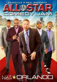 Shaquille O'Neal Presents: All Star Comedy Jam - Live from Orlando poster