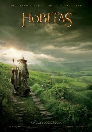 The Hobbit: An Unexpected Journey 700x1000