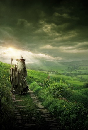The Hobbit: An Unexpected Journey 3375x5000