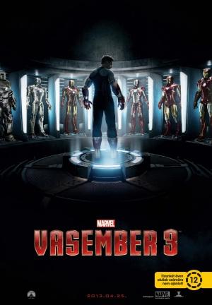 Iron Man Three 1110x1600
