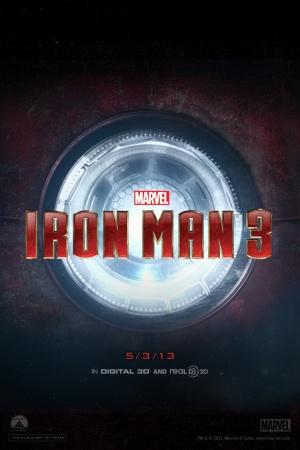 Iron Man Three 640x960