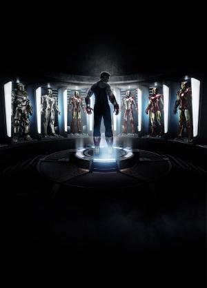 Iron Man Three 3587x5000
