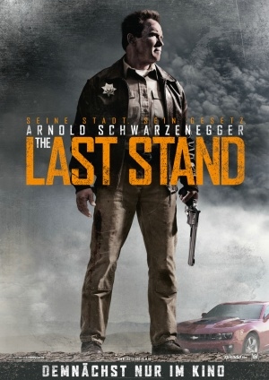 The Last Stand 990x1400