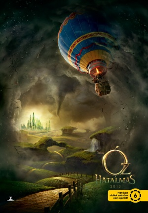 Oz the Great and Powerful 1111x1600