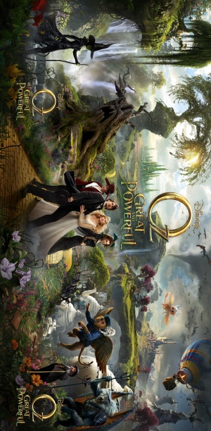 Oz the Great and Powerful 2449x5000