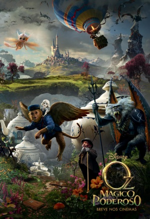Oz the Great and Powerful 753x1100