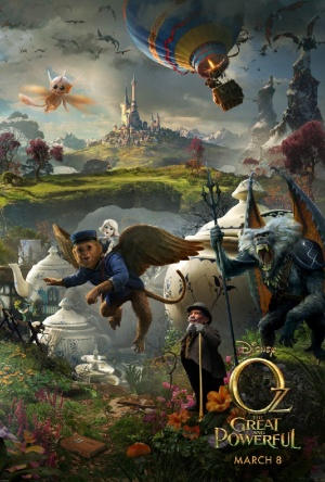 Oz the Great and Powerful 630x933