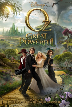 Oz the Great and Powerful 692x1024