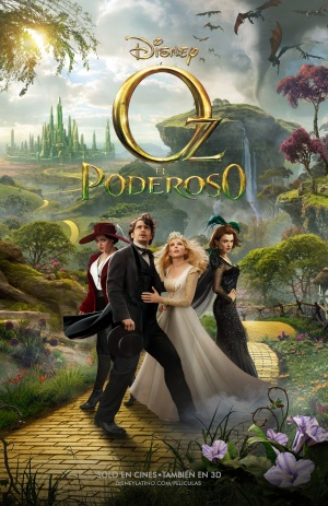 Oz the Great and Powerful 1166x1800