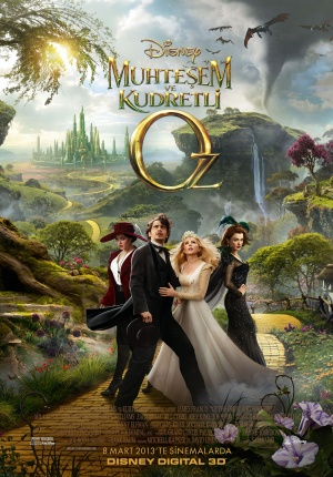 Oz the Great and Powerful 1987x2848