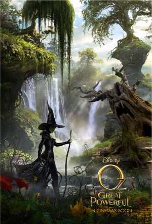 Oz the Great and Powerful 3412x5000