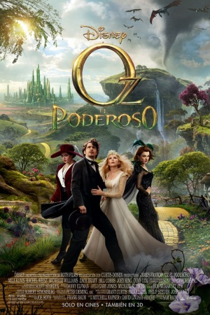 Oz the Great and Powerful 682x1024