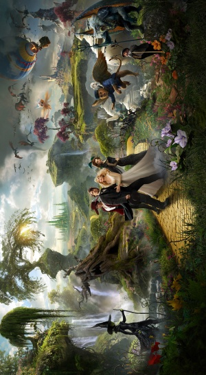Oz the Great and Powerful 2746x5000