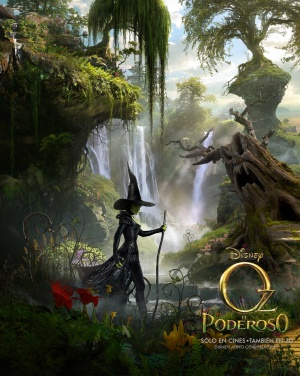 Oz the Great and Powerful 1435x1800