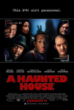 A Haunted House 3375x5000