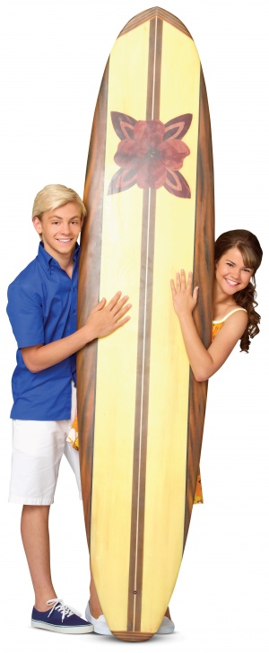 Teen Beach Musical Key art